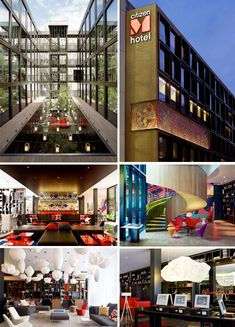World Architecture Awards Citizen M Hotel