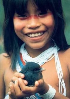 Amazonia smile...