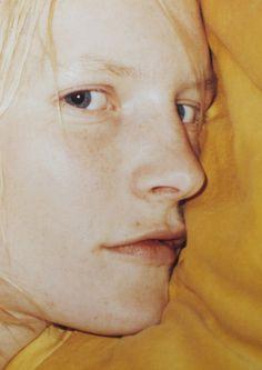 afffaire: Kirsten Owen, photographed by Juergen Teller