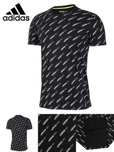 [Visit to Buy] Original New Arrival 2017 Adidas NEO Label M MONOGRAM T Men's T-shirts short sleeve Sportswear #Advertisement