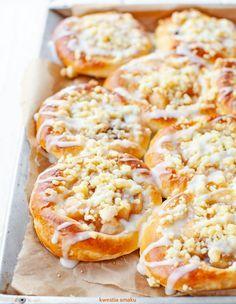 Yummy Pasta Recipes, Delicious Desserts, Cake Recipes, Dessert Recipes, Cooking Recipes, Yummy Food, My Favorite Food, Favorite Recipes, Polish Desserts