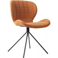 Zuiver has come up with a very original name for this chair. Namely OMG OH MY GOD `or`. Take a seat in this chair comfortable OMG and you never want to get out. Patterned Armchair, Used Chairs, Bohemian Living, Recycling Bins, Chair Upholstery, Swivel Chair, Decoration, Design, Furniture