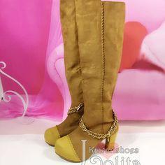 Lolita kawaii over knee high-heel boots Knee High Heels, High Heel Boots, Knee Boots, Heeled Boots, Kawaii Shoes, Fashion, Moda, Heel Boots, Fashion Styles