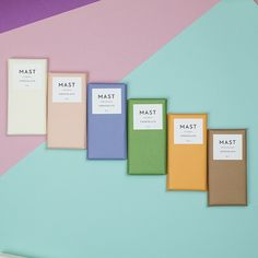 We've crafted a spectacular selection of chocolate bars refined with locally grown British herbs.