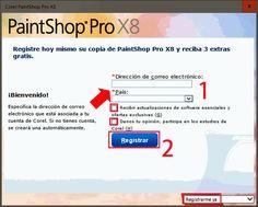 Instalación de Corel PSP X8