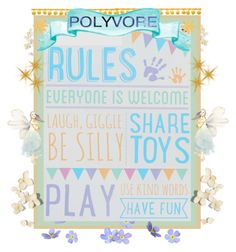 """""""Poly Rules"""" by molly2222 ❤ liked on Polyvore featuring art"""