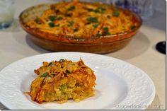 chicken tamale pie...jiffy recipe with jiffy cornbread