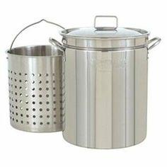 Barbour International, BC 44 qt SS Stockpot (Catalog Category: Kitchen & Housewares / Cookware & Bakeware) - http://cookware.everythingreviews.net/5217/barbour-international-bc-44-qt-ss-stockpot-catalog-category-kitchen-housewares-cookware-bakeware.html