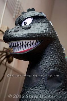 Coolest Godzilla King of the Monsters Costume ...This website is the Pinterest of costumes