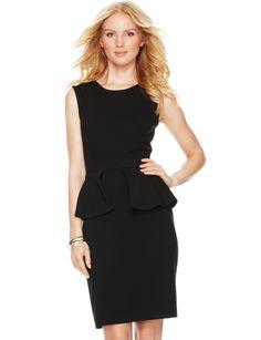 The Limited - Ponte Knit Sheath Dress: $89.90