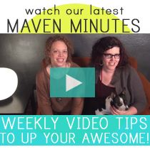 Unleash your inner awesome | The Maven Circle