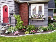 Flower Garden Ideas Designs