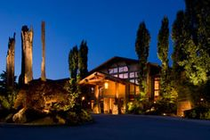 Willows Lodge - Woodinville, WA!  Located by the Barking Frog and St. Michelle Winery!  tastethisplace.blogspot.com