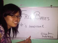 """The whole world is getting involved! Thanks to Fita Chyntia for her effort all the way from Indonesia: """"Free bates. Love from the far east. The Masterpiece, Edwardian Era, Downton Abbey, All The Way, Effort, Campaign, Thankful, World, Free"""