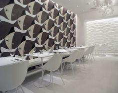 Olivomare Restaurant by Pierluigi Piu Design