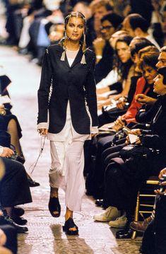 Jean Paul Gaultier Spring 1994 Ready-to-Wear Fashion Show - Laetitia Casta