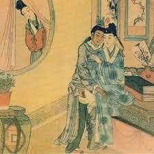 Image result for antique chinese paintings of royalty