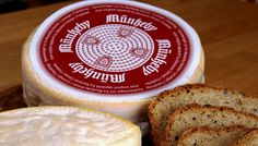 Munkeby cheese - a delicious soft washed rind cheese made by munks in Norway. Read more here http://arcticgrub.wordpress.com/2013/07/17/munkeby-a-cheese-made-by-monks/