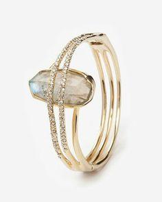 Alexis Bittar Fancy Labradorite Orbiting Bracelet on shopstyle.com