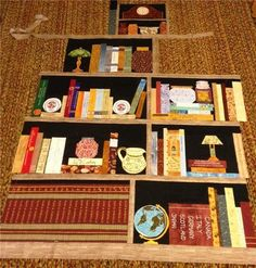 Bookcase Quilt Along - Page 8 - Quilt Along Groups meet here - QATW Quilting Forum