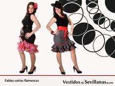 faldas cortas flamencas - Buscar con Google