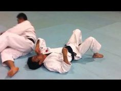 寝技 - Basic judo newaza (ground grappling) techniques