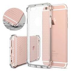 Case Protetora De Luxo Para Iphone 6/6s/6 Plus Peça Híbrida R$ 79.9