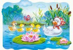 The Ugly Duckling (20 parça, maxi) Castorland Çocuk 29,90 TL