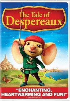 The Tale of Despereaux Movie Review