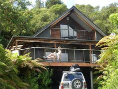 Lake Brunner Holiday House