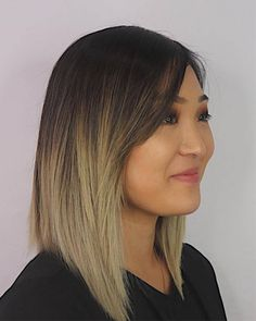 2021 Trendy Haircuts and Hairstyles for Women | Hairstyles Charm Cute Ponytail Hairstyles, Side Bangs Hairstyles, Bob Haircut With Bangs, Long Bob Hairstyles, Latest Hairstyles, Hairstyle Ideas, Cute Long Haircuts, Haircuts For Medium Hair, Girl Haircuts