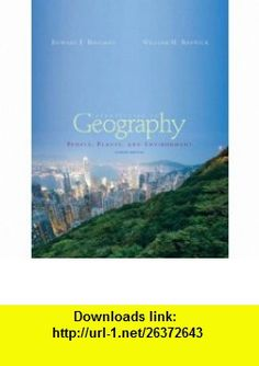 Geography 9780395365465 arthur getis isbn 10 0395365465 isbn introduction to geography people places and environment value package includes ph world regional geography videos on dvd 4th edition 9780135133743 fandeluxe Images