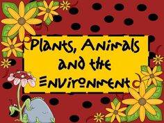 This PowerPoint explores the relationships between plants, animals and the environments they live in. It was used during our lesson on interdependence of animals.