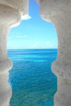 Ocean and Sky....