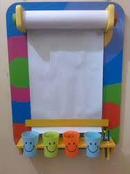 Resultado de imagen para caballetes infantiles de plastico