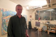From NYC to BC, Eastside Culture Crawl marks re-emergence for master painter Bhaskar Krag http://ht.ly/fmdfM