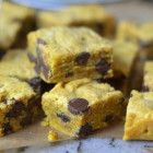 The View from Great Island | Chocolate Chip Pumpkin Shortbread