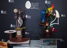 ASIAN PASTRY CUP 2014 : Official Buffet - Sri Lanka