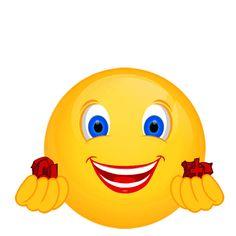 Animated Emoticons, Funny Emoticons, Funny Emoji, Smileys, Happy Birthday In Spanish, Funny Happy Birthday Song, Smiley Emoji, Emoji Love, Cute Emoji