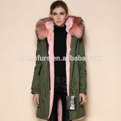 2015 new style short women down parka with fur hood /german parka