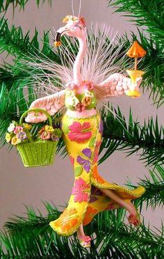 Bird of paradise........CUTE I NEED FOR MY TREE