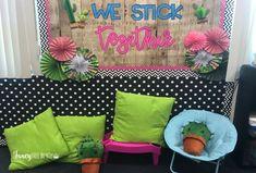Cactus Classroom Reveal Sneak Peek