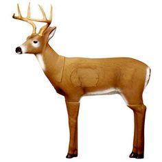 Delta Riverbottom Buck 3D Archery Target