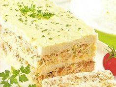 Imagem da receita Torta fria de pão integral