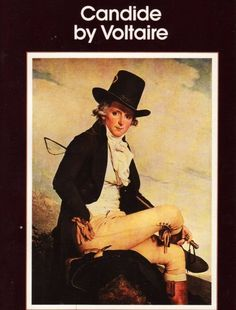 Candide by Voltaire / 26 Books That Will Change The Way You See The World (via BuzzFeed)