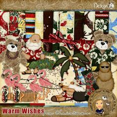 Warm Wishes for Christmas