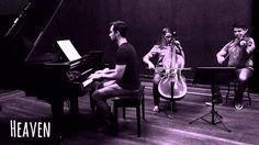 Heaven - Bryan Adams (Piano, Cello e Violin - Acoustic Version Cover)