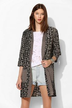 Staring At Stars Boho Dream Cardigan #urbanoutfitters