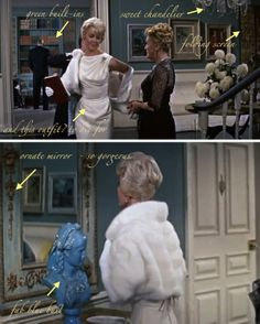 Doris Day clothing style | Doris Day: Style And Design Inspiration From The Film Pillow Talk ...