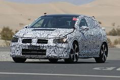 New 2017 VW Polo spy pictures | Car Spy Photos